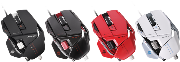 Couleurs Mad Catz 7