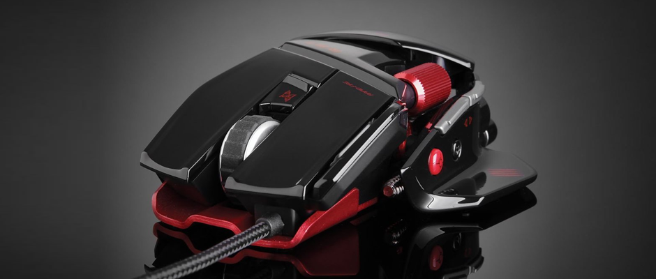Mad Catz R.A.T.7