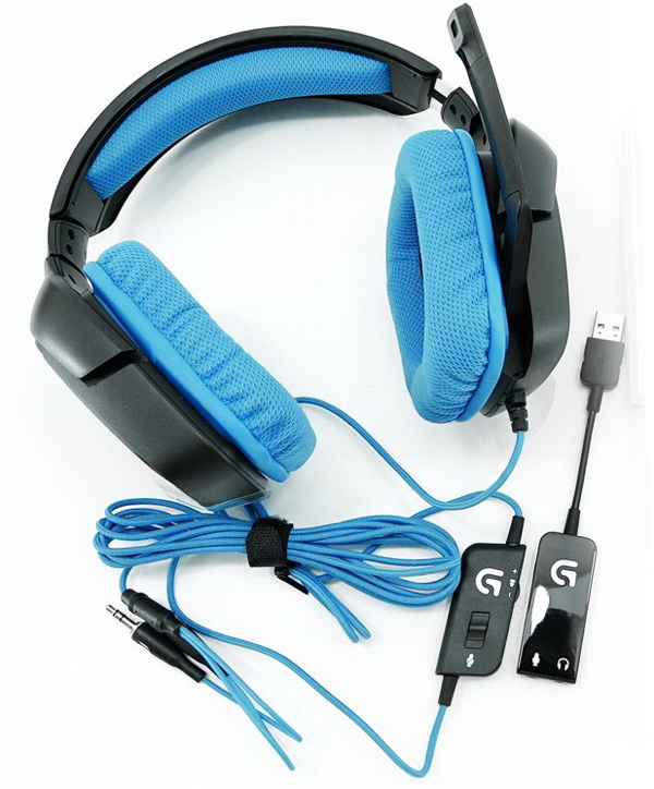 logitech g430 test un bon casque gamer pas cher. Black Bedroom Furniture Sets. Home Design Ideas