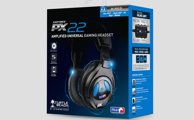 Unboxing Turtle Beach Ear Force PX22