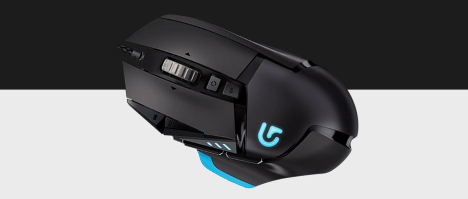 how to clean logitech g502