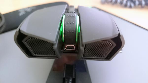 Vue Face souris Wireless Razer