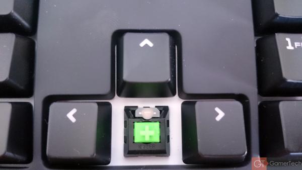 Interrupteur mécanique Razer Green