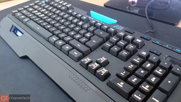 Meilleur clavier gamer de Logitech
