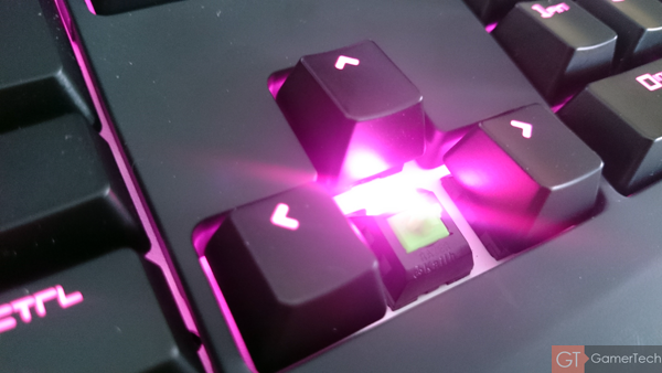 Touches RGB Clavier Gaming