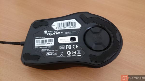 Capteur laser 8200 DPI