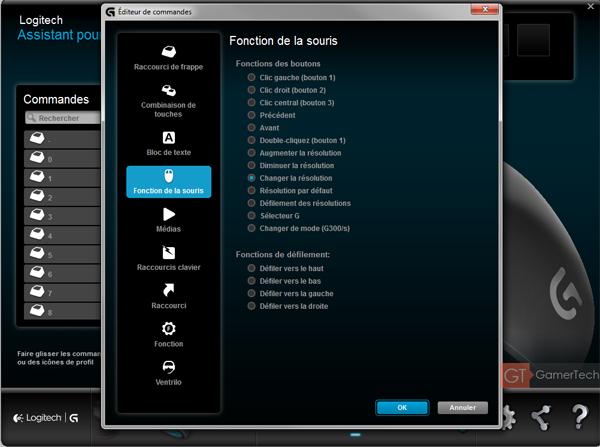 Configuration des boutons sur souris pour MOBA