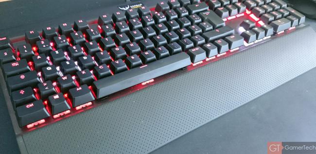 Meilleur clavier pour FPS et MOBA