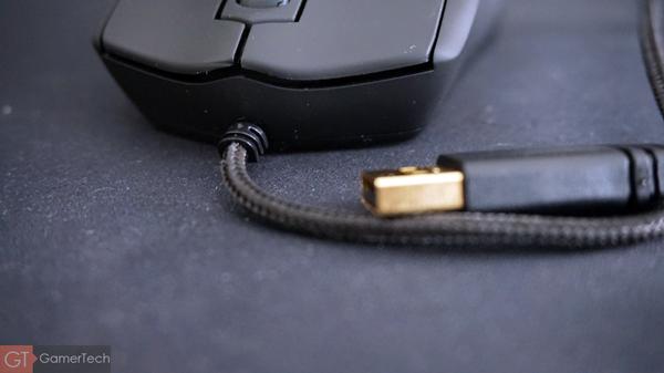 Zoom câble USB