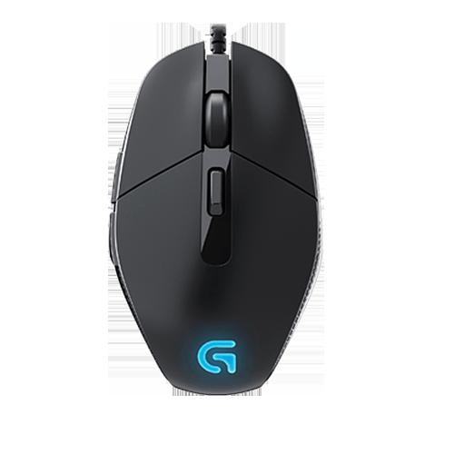 Test Logitech G302