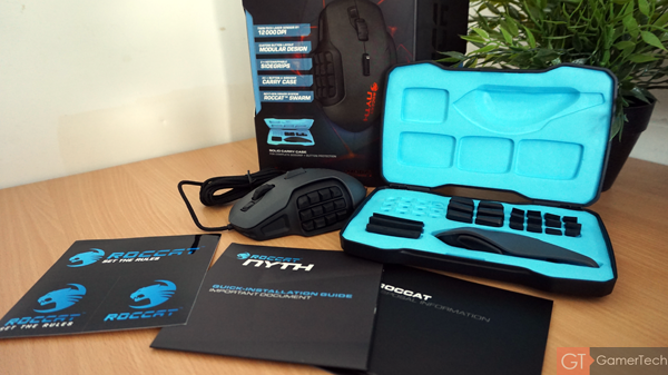 Unboxing Roccat Nyth