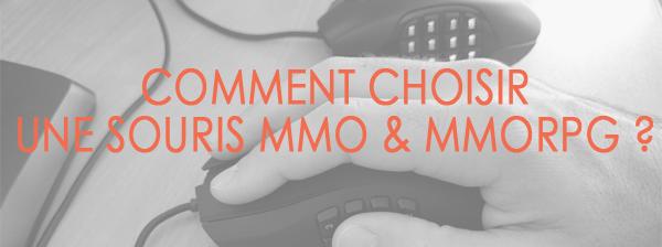 Quelle souris MMO choisir ?