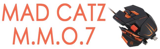 Mad Catz MMO7