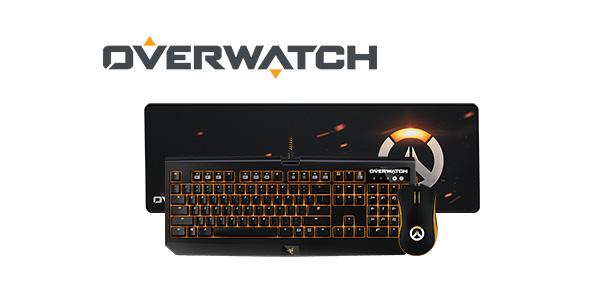 Périphériques Razer pour Overwatch