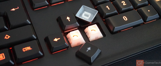 Switches SteelSeries QS1 RGB
