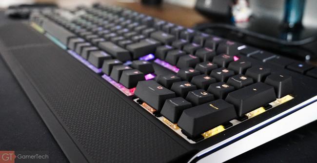 Essai du clavier Corsair Strafe RGB MX Silent