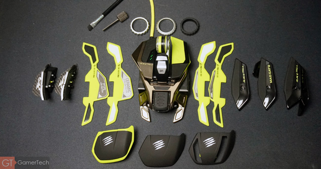 Accessoires de la souris RAT Pro X