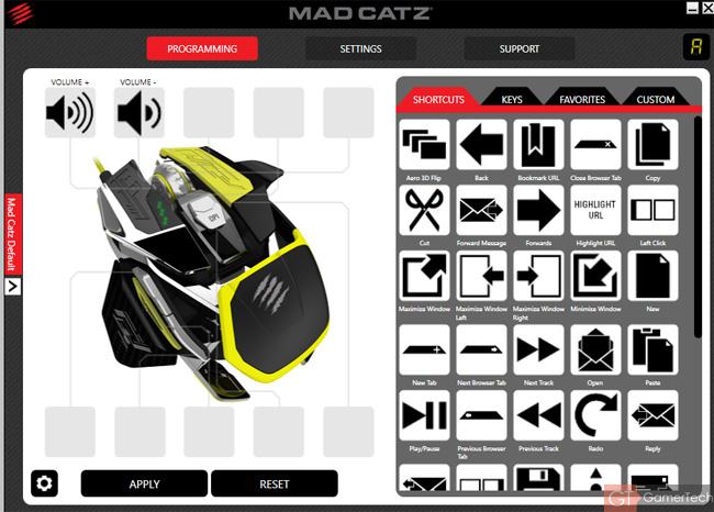Mad Catz App