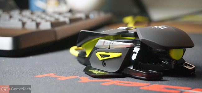 Souris gaming Mad Catz R.A.T. Pro S