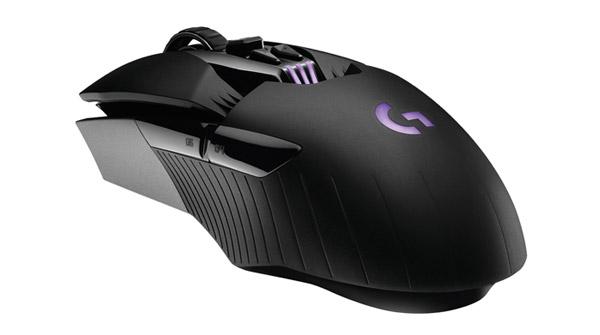 Test souris Logitech G900