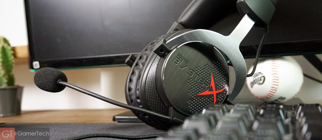 Casque Sound BlasterX H5