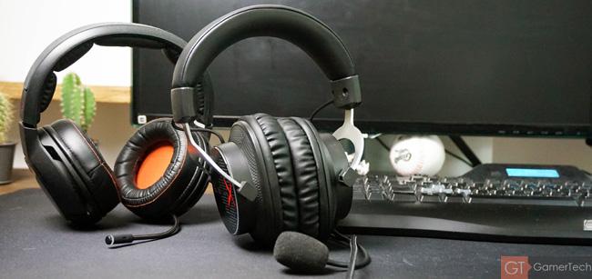 Comparatif casque joueur PC