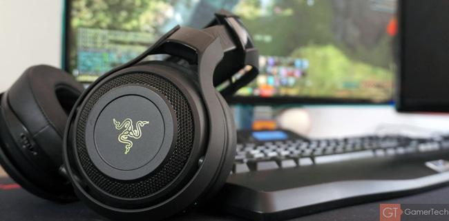 Casque gaming sans-fil PC et PS4