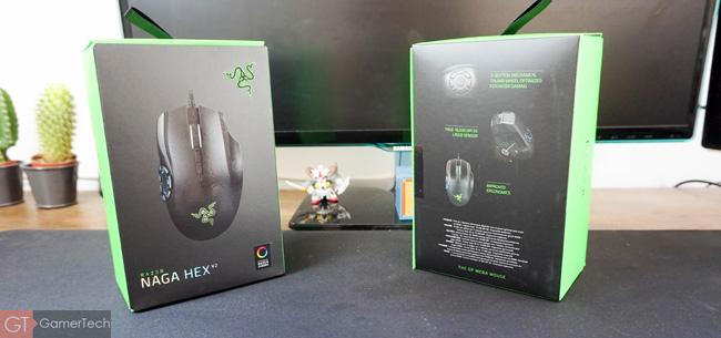 Packaging de la souris