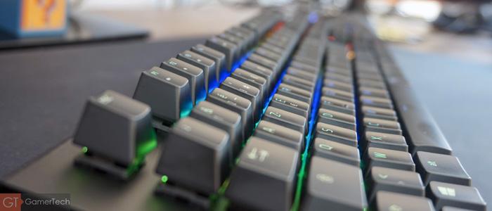 Rétroéclairage Chroma sur clavier Razer