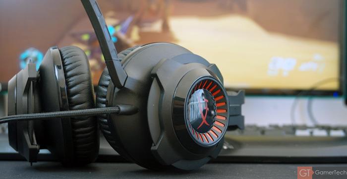 Casque HyperX sous Overwatch