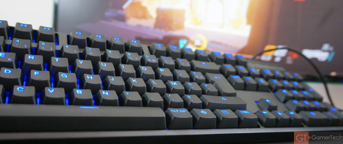 Clavier gaming pour Overwatch