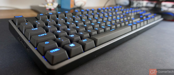 Clavier gaming solide et durable
