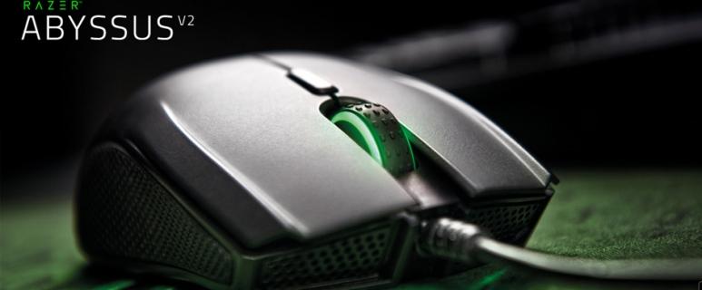 Razer annonce la sortie de l'Abyssus V2