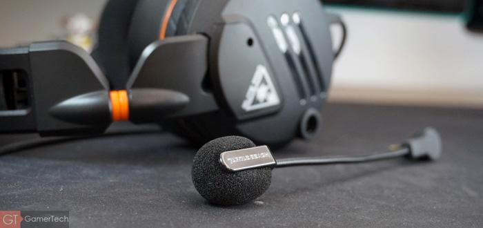 Zoom sur le microphone