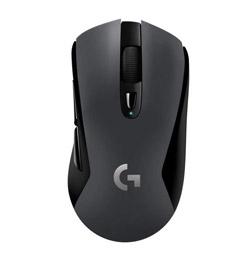 Logitech G603 - Une souris gamer sans-fil avec piles