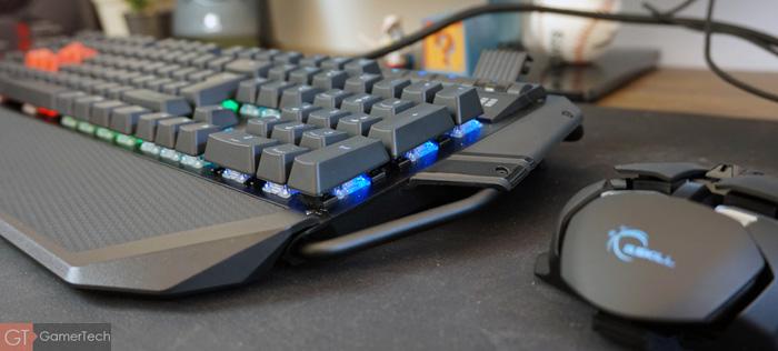 Clavier gamer GSkill Ripjaws KM780 RGB