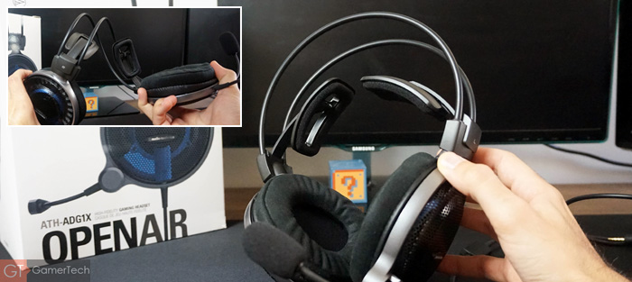 Micro-casque gamer leger et solide