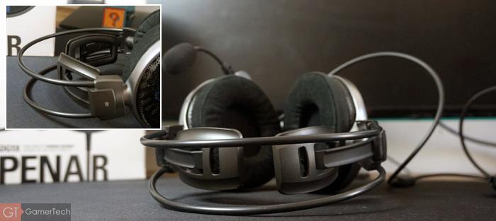 Système d'arceau 3D Wing de Audio-Technica