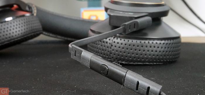 Second câble pour l'écoute musicale