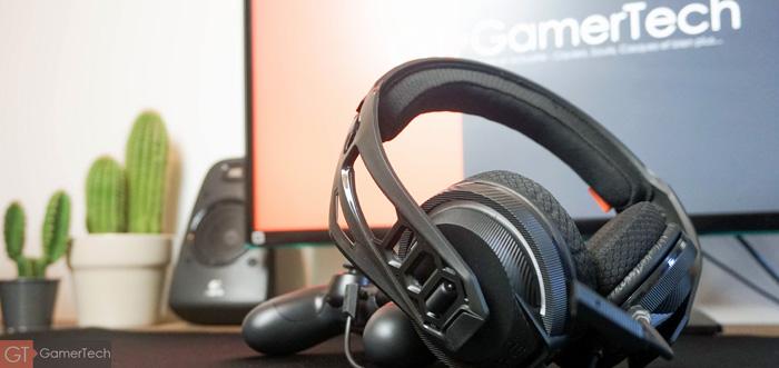 Casque gamer PS4 à 50€