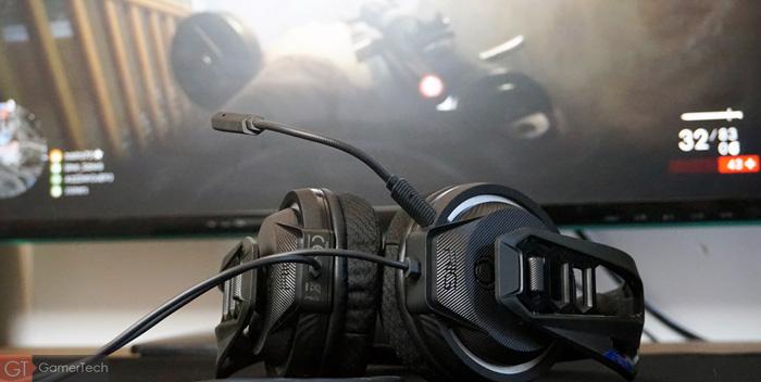 Performances du microphone sur PS4