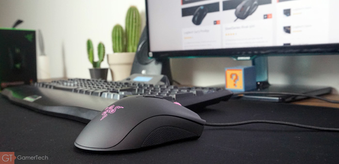 razer deathadder elite test une souris compl te et polyvalente. Black Bedroom Furniture Sets. Home Design Ideas