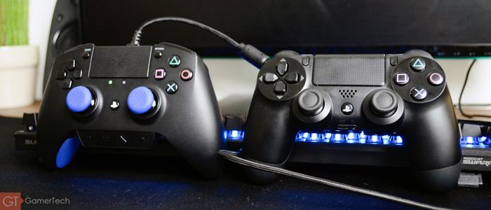 Manette eSport pour console