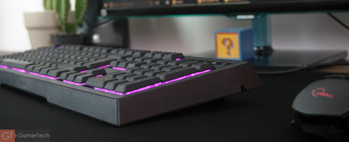 Meilleur clavier gamer à 100€