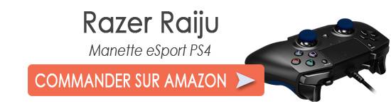 Prix Razer Raiju