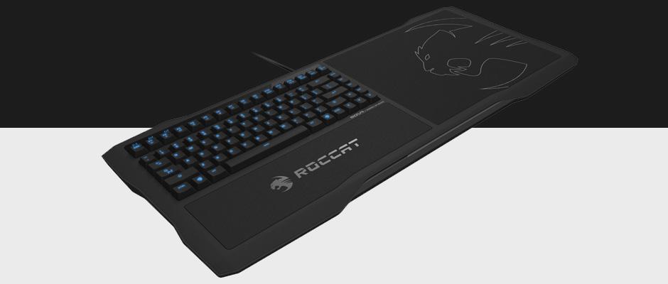 roccat sova test le meilleur lapboard gaming. Black Bedroom Furniture Sets. Home Design Ideas
