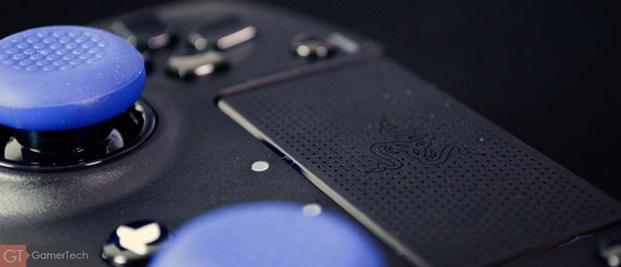Zoom sur les joysticks de la Razer Raiju