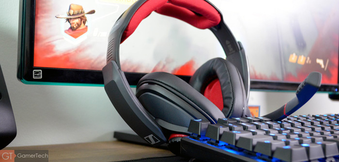 Casque gamer pour Overwatch
