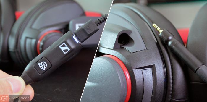 Casque gamer Sennheiser Dolby Surround 7.1