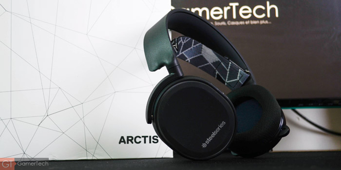Casque Gamer Arctis 3 de SteelSeries
